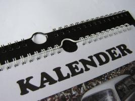 Kalender binden