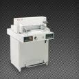 Ideal 6660 Easy-Cut Elektrischer STAPELSCHNEIDER MIT HYDRAUL.PRESSUNG, SICHERHEITS-LICHTSCHRANKE