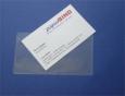 Visitenkartentaschen selbstklebend 110 x 60 mm/ VE 100 Stück