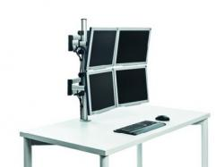 TSS Quatro Monitorarm
