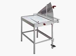 Ideal 1080  Hebel-Schneidemaschine Schnittlänge 800 mm
