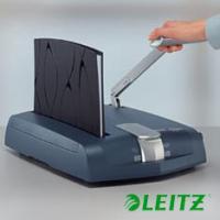 LEITZ ImpressBIND 140 Manuelles Buch-Bindesystem  für max. 140 Seiten, 3 JAHRE GARANTIE !