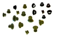 Ösen Nr.269  für Piccolo S, Ø 5mm, VE 5.000 Stück  Nr.269, 5 mm Innendurchmesser, 5